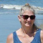 Renae on the beach